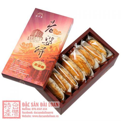 Banh ba xa Yu Jan Shin 1