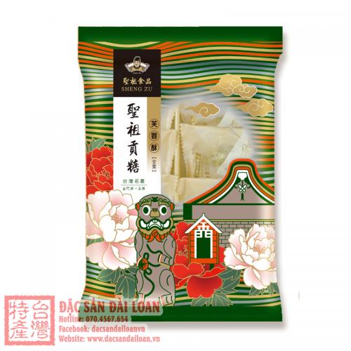 Keo dau phong mocha hanh nhan Shengzu 1