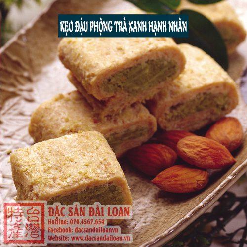 Keo dau phong mocha hanh nhan Shengzu