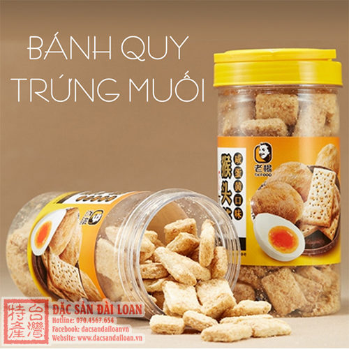 Banh quy trung muoi tkfood