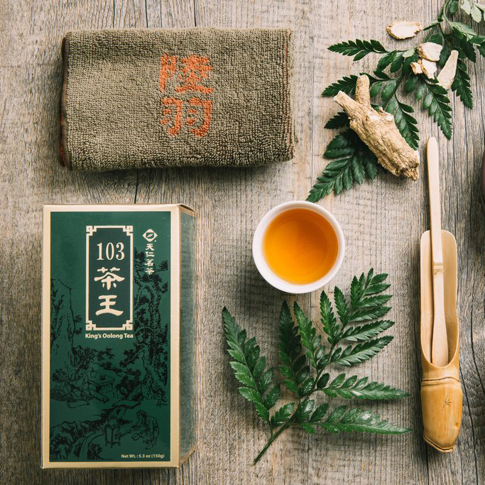 Tra oolong Ten ren 103