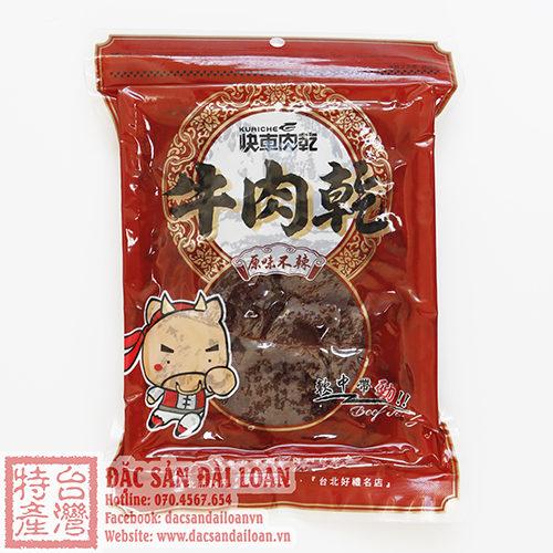 Kho bo Kuai Che vi khong cay