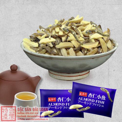 Ca kho hanh nhan Triko Foods